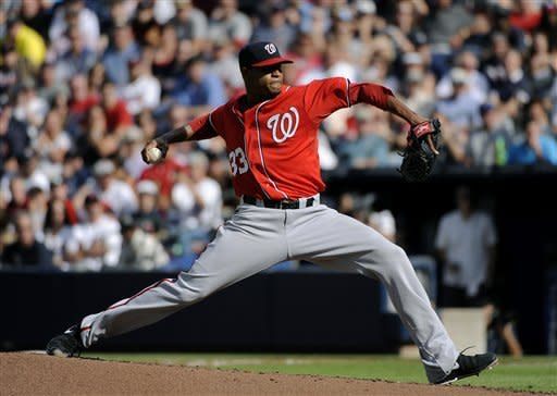 Braves take unconventional win over Nationals