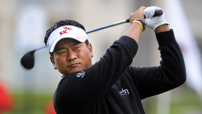 Choi leads rain-delayed RBC Heritage