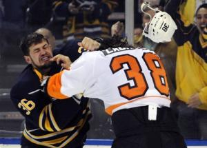 Enroth stops 29 in Sabres' 1-0 win over Flyers