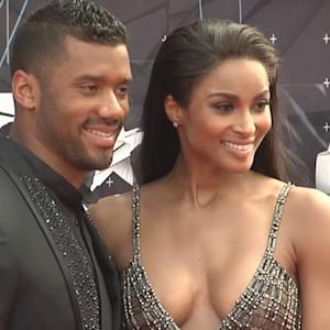 Russell Wilson Explains Why He and Ciara Are Abstaining From Sex
