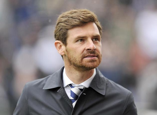 Soccer - Andre Villas-Boas File Photo