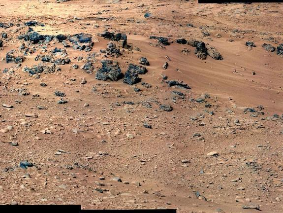 Curiosity Rover to Scoop Up 1st Mars Samples This Weekend