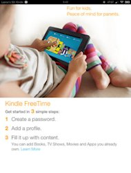 Kindle HD FreeTime Start