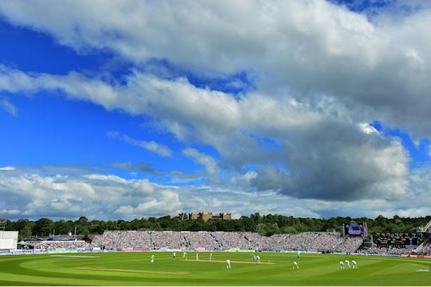 Cricket - Fourth Investec Ashes Test - Day One - England v Australia - Emirates Durham ICG