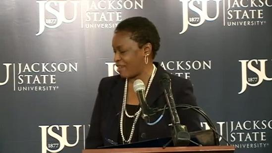 Wayne Brent takes over at Jackson State