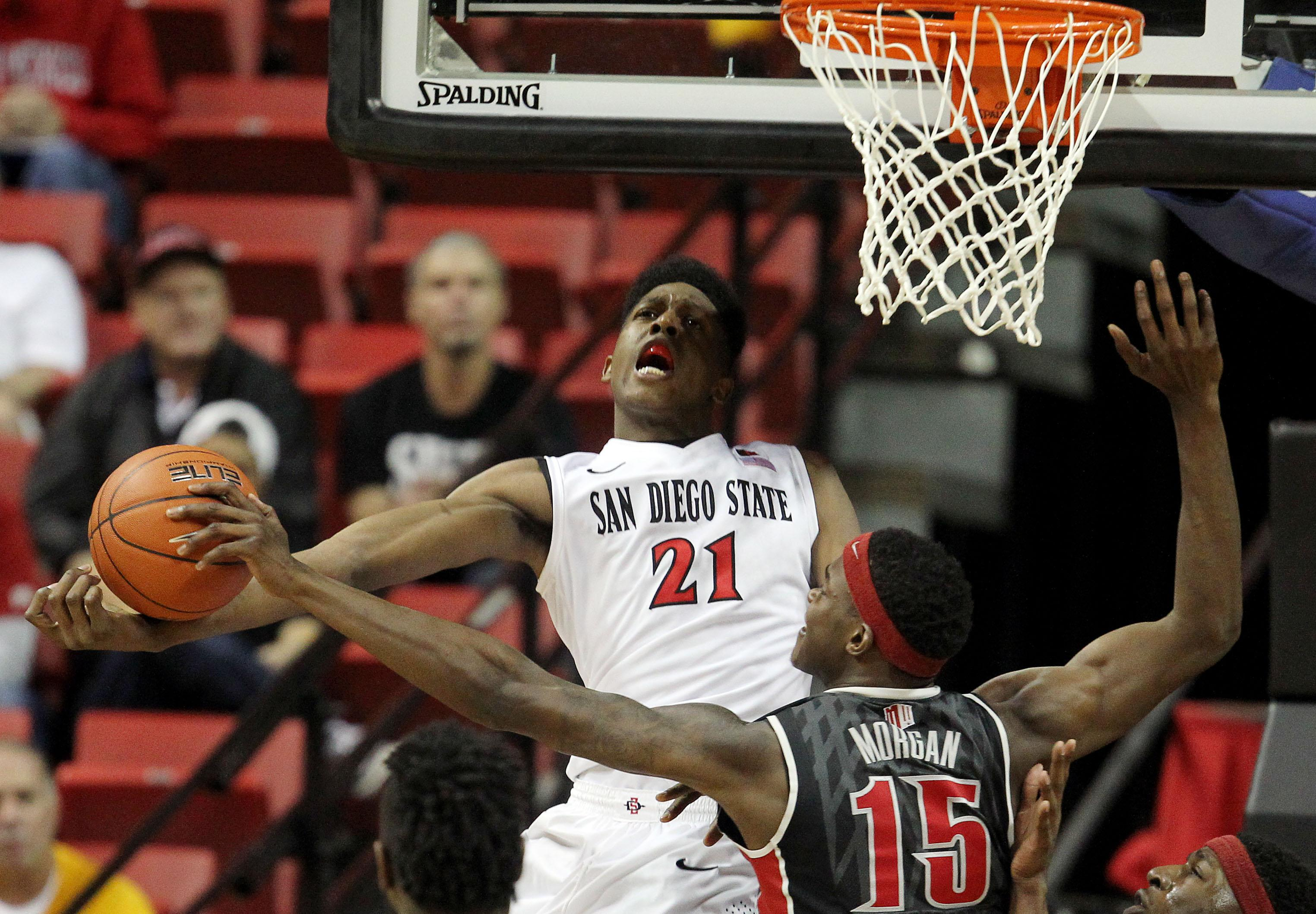 Malik Pope makes a wise decision to return to San Diego State