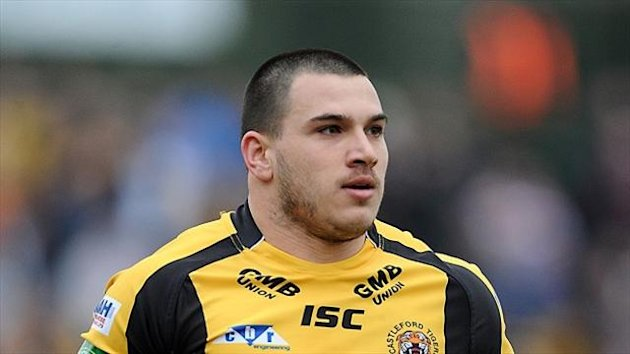 Justin Carney has missed seven Super League games through suspension this season