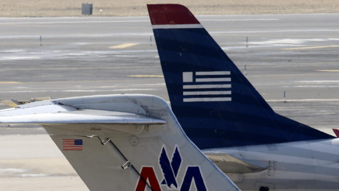 European watchdog approves US Airways, AMR merger