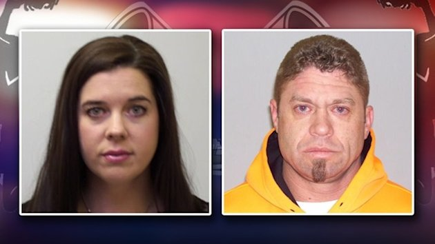 """Cheer Perfection"" stars Andrea Clevenger and Ronald Dunlap were arrested in separate incidents last week -- KARK-TV"