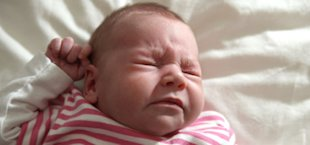 Colds in babies: When should you see your doctor?