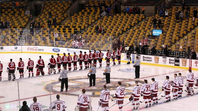 2016 Beanpot Tournament - Consolation Game