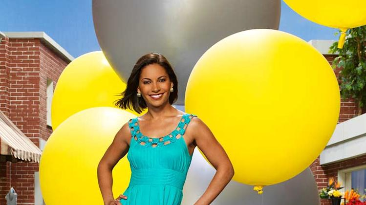 "Salli Richardson as Alison Blake in ""Eureka."""