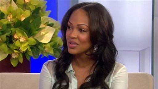 Meagan Good Talks Detective …