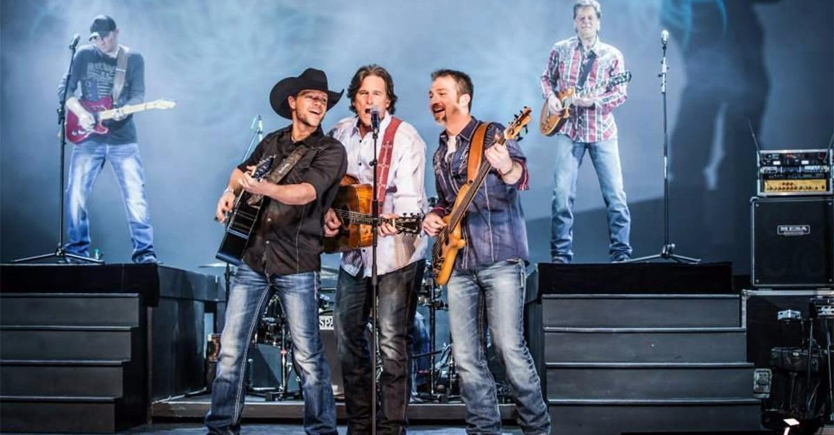 Rock Out with Billy Dean in Concert with Jarrett