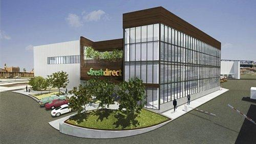 Borough Beefs: FreshDirect Breaks Ground on Bronx Facility Amidst Protests