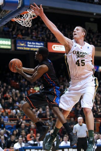 Marks on target, Boise State triumphs 78-65