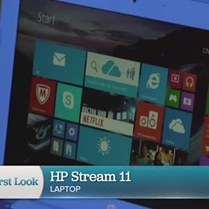 The $199 HP Stream 11 wants to be as cloud-friendly as a Chromebook, but with Windows 8
