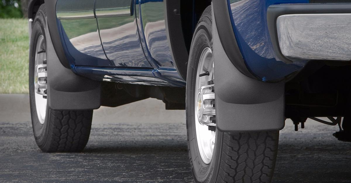 WeatherTech® Custom Fit Mud Flaps