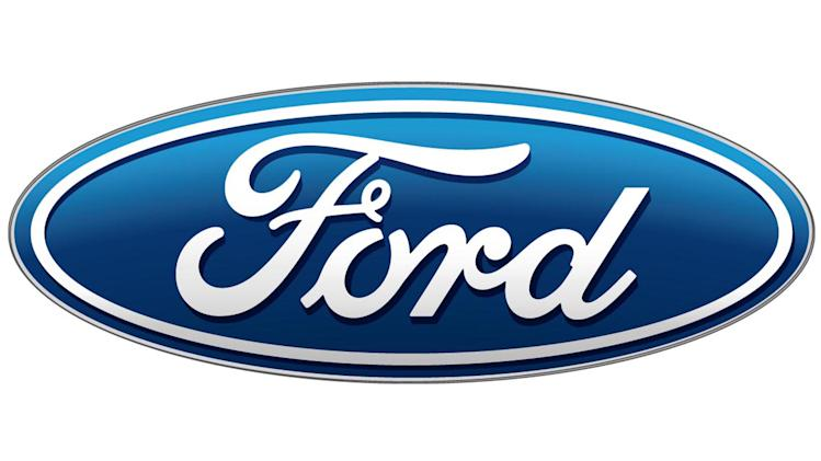 This image released by Ford Motor Company shows the company logo featuring its signature blue oval. The most iconic company logos such as those of Ford, McDonald's, Target, Apple and Nike are visual cues that are seared onto people's consciousness without their even realizing it. That kind of influence has always been valuable, but now it's priceless. (AP Photo/Ford Motor Company)