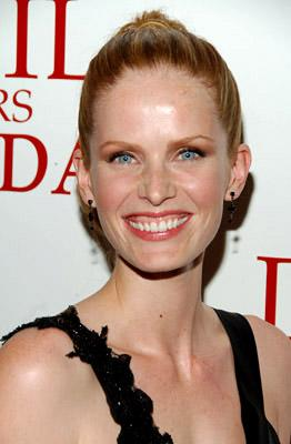 Rebecca Mader at the NY premiere of 20th Century Fox's The Devil Wears Prada