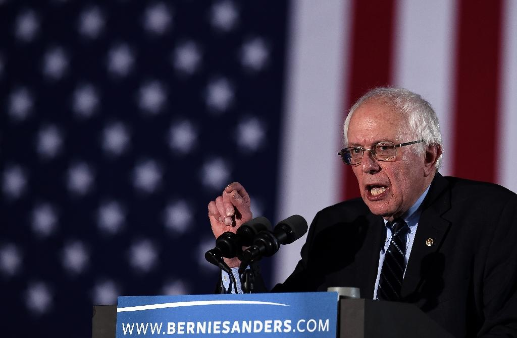 Sanders: Democratic socialist ready for revolution