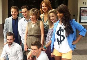 Boy Meets World cast reunites at ATX Festival | Photo Credits: Maitland Ward via Instagram