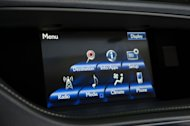 Lexus is working on connected systems like this one on the 2013 Lexus ES 300h