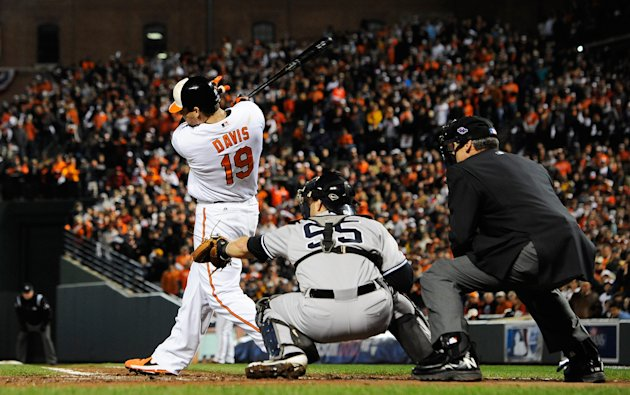 3 Division Series - New York Yankees v Baltimore Orioles - Game Two