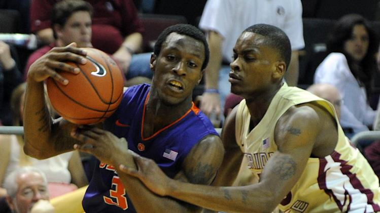 NCAA Basketball: Clemson at Florida State