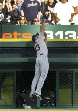 Indians thump Tigers again 9-6