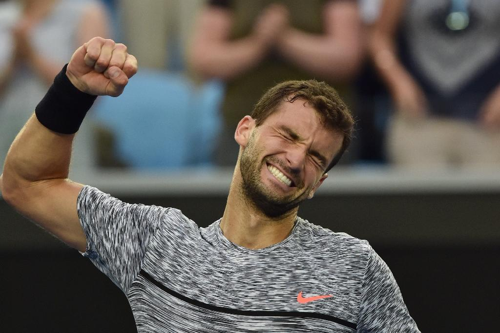 Heart-throb Grigor Dimitrov says love matches delayed rise