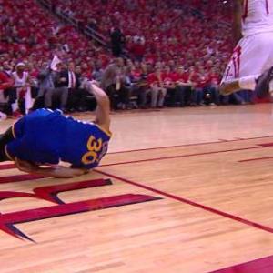 Curry Injured During Game 4
