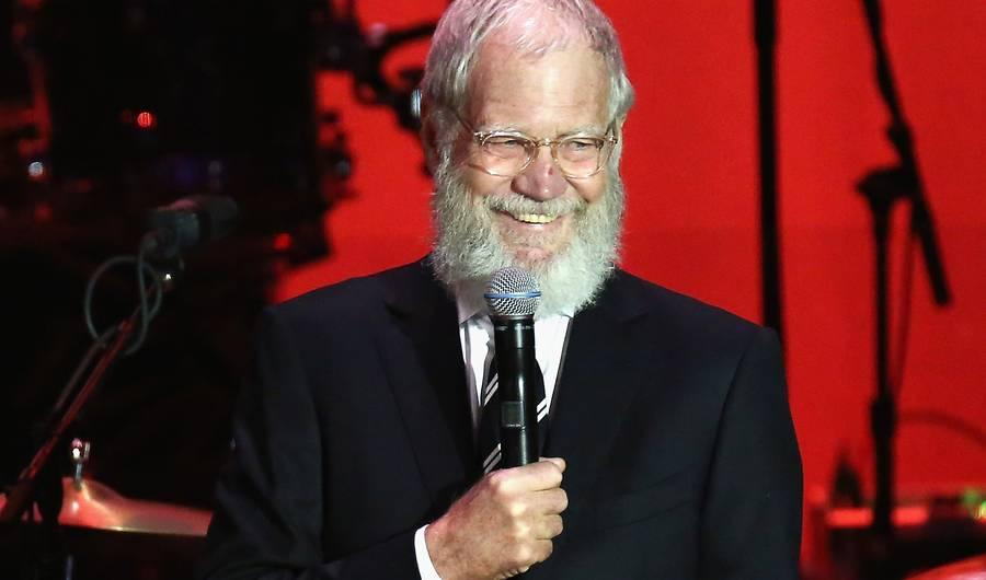David Letterman's Beard is The Best Part of His Retirement. Here's The Internet Reaction