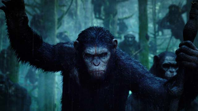 'Dawn of the Planet of the Apes' Teaser Trailer