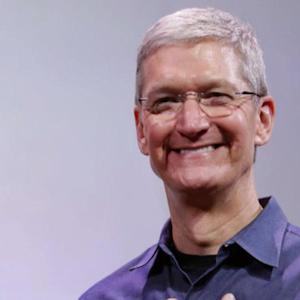 Apple CEO Tim Cook on how his company differs from Google