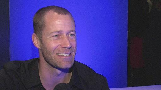 The Cast Talks: Colin Ferguson