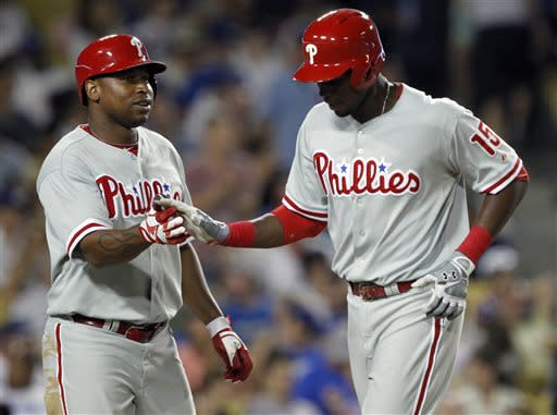 Young has career-high 6 RBIs, Phillies roll 16-1