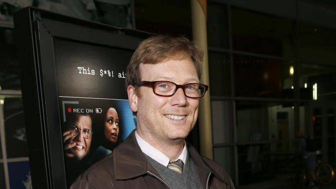 """Andrew Daly attends the premiere of """"A Haunted House"""" at the Arclight Hollywood on Thursday, Jan. 3, 2013, in Los Angeles. (Photo by Todd Williamson/Invision/AP)"""