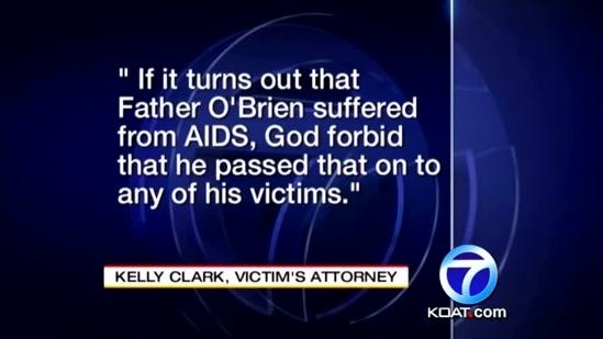 Cause of death question for accused abuser