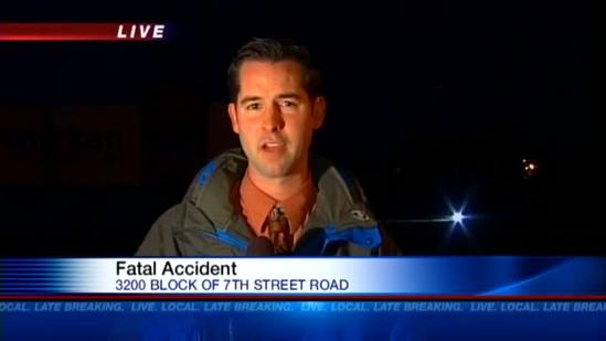 LMPD respond to fatal accident in Shively