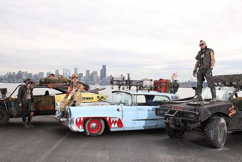 Uber is offering Mad Max rides in Seattle