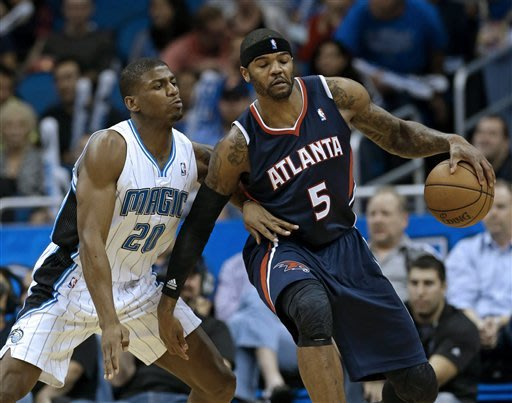 Hawks could face big decision with Josh Smith