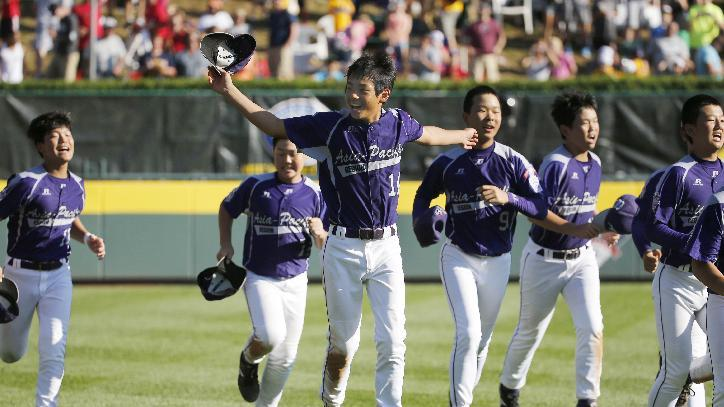 Little League champs arrive back in South Korea