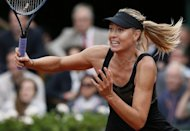 &lt;p&gt;Russia&#39;s Maria Sharapova at the French Open tennis teournament on June 9. Sharapova was 26th at $27.9 million, thanks in great measure to huge global endorsement totals as well as $5.9 million in prize money over the past year.&lt;/p&gt;