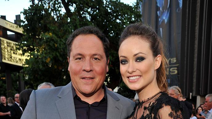 Cowboys and Aliens SD Premiere 2011 Jon Favreau Olivia Wilde