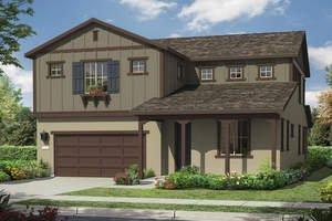Pre-Sales Start Next Saturday, June 21st at William Lyon Homes' New Maplewood Neighborhood in Tracy