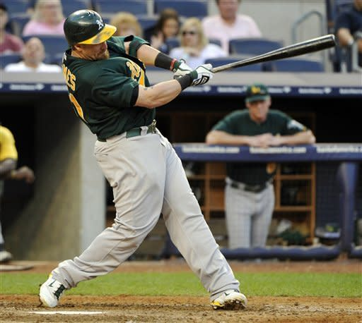 Yankees win thriller, beat A's on error in 14th
