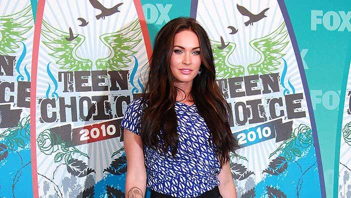 Fox Megan Teen Choice Aw