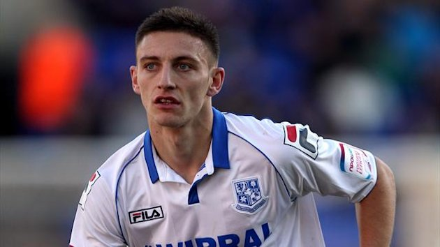 Jake Cassidy of Tranmere Rovers (PA Photos)