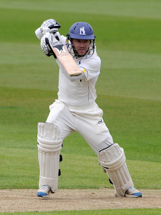 Ian Westwood is leading Warwickshire's victory charge